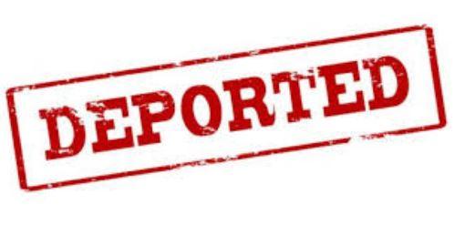 Image result for deported