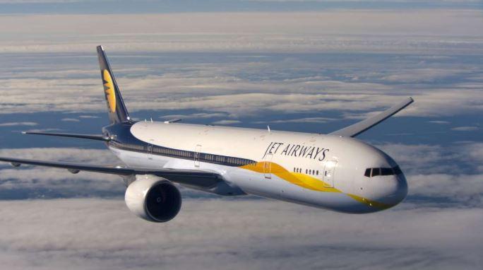 Etihad backed jet airways