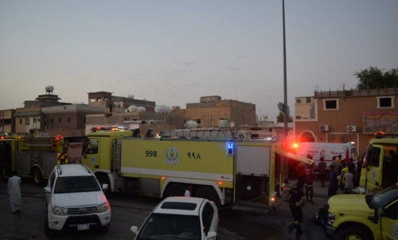 five member family dies in apartment fire