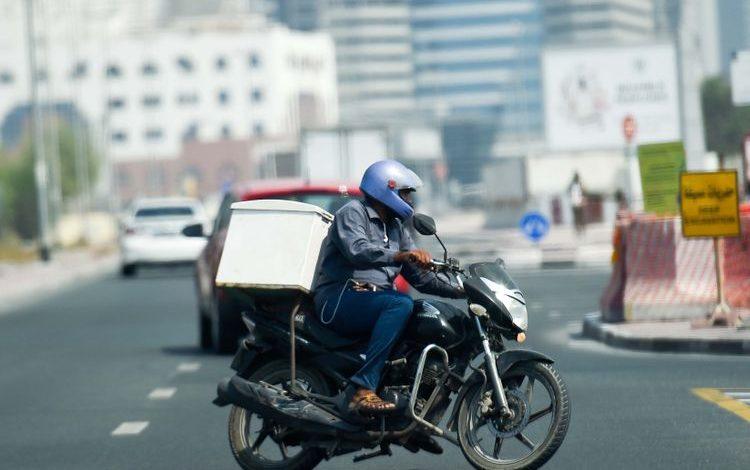 Bahrain- Delivery Bikes Endangering Public Safety