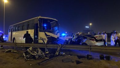 Bahrain: Drunken Driver Slammed With Six Charges, Including Manslaughter